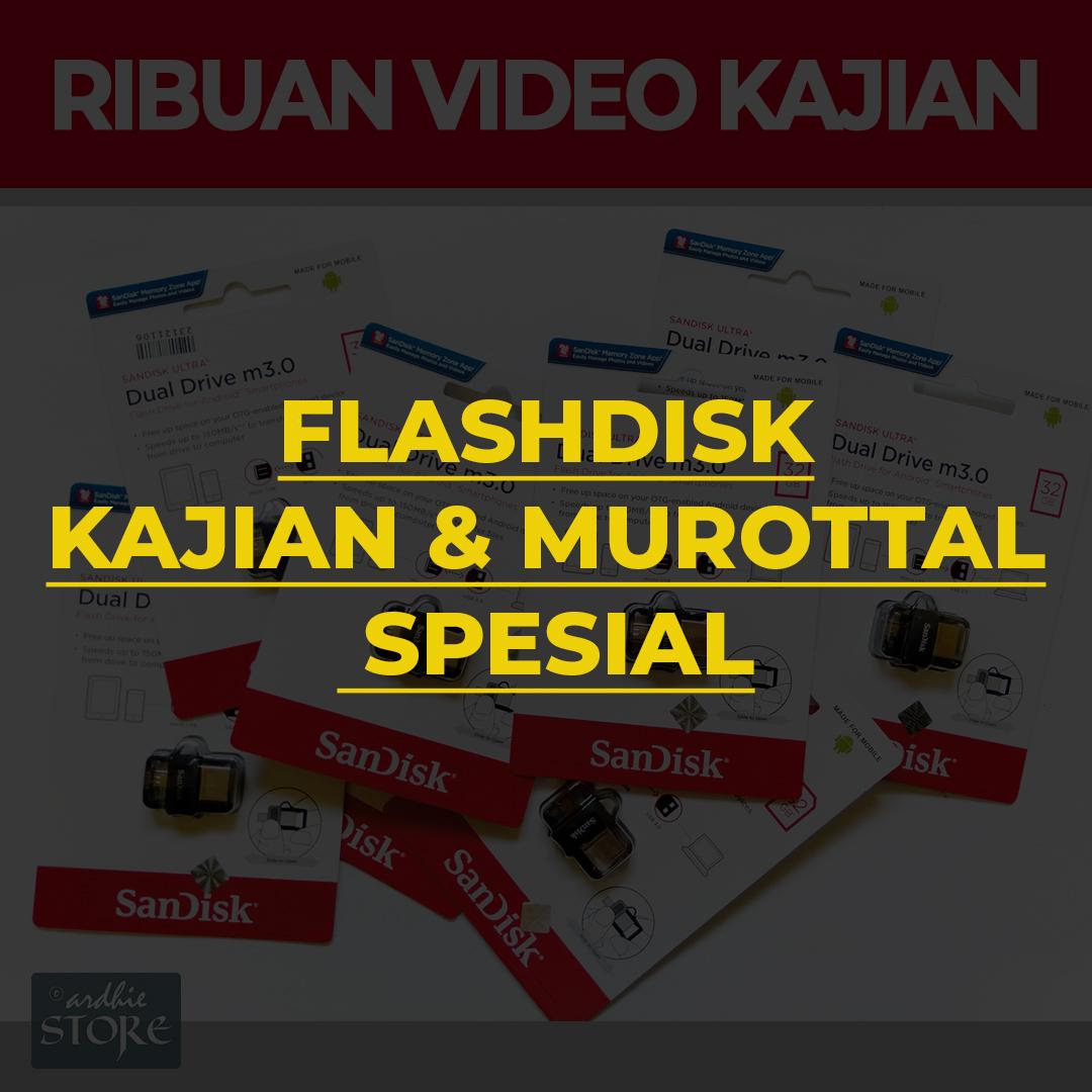 Flashdisk Kajian Dan Murottal