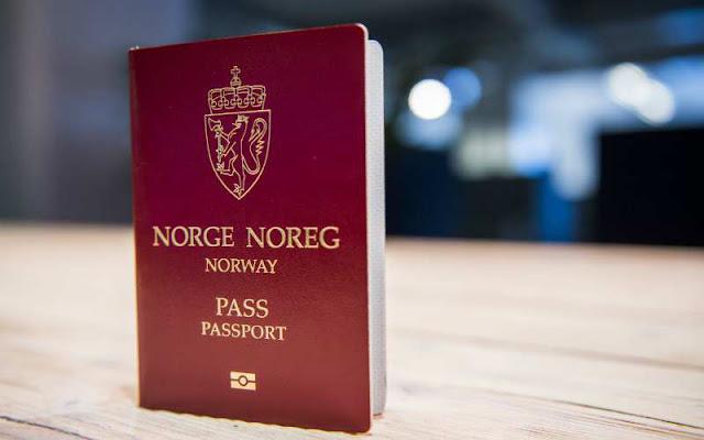 Xin Visa Đi Na Uy