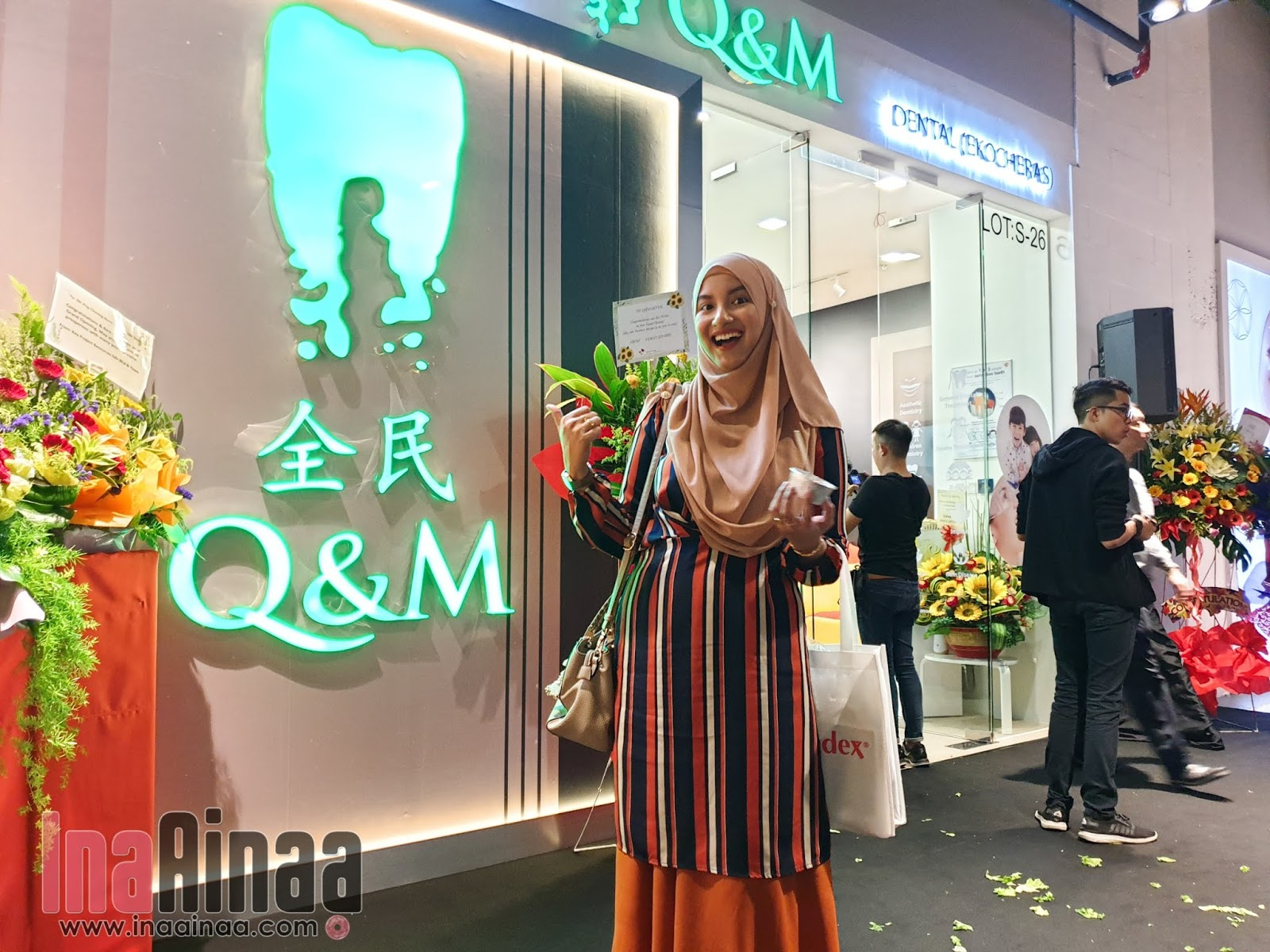 Q&M DENTAL CLINIC EKOCHERAS MALL- Hak Milik Ina Ainaa