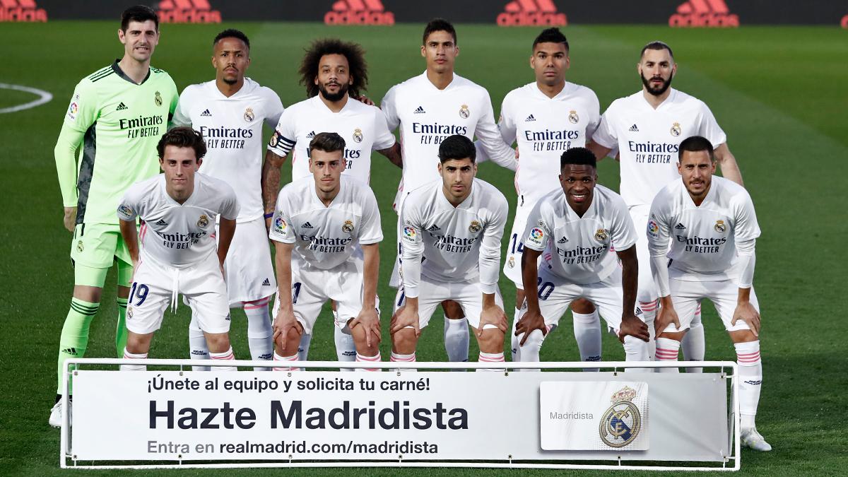 صور.. ريال مدريد يتخطى أوساسونا ويواصل ملاحقة أتلتيكو في الدوري الإسباني