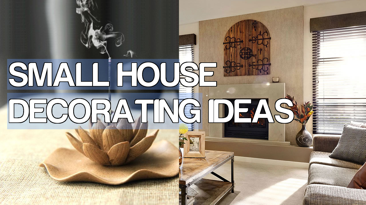 House Decor Ideas for Small Space