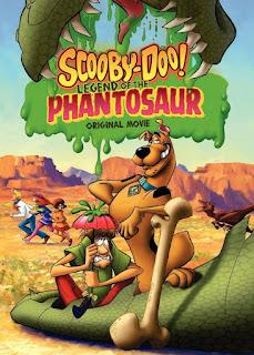Scooby Doo si legenda fantosaurului dublat in romana