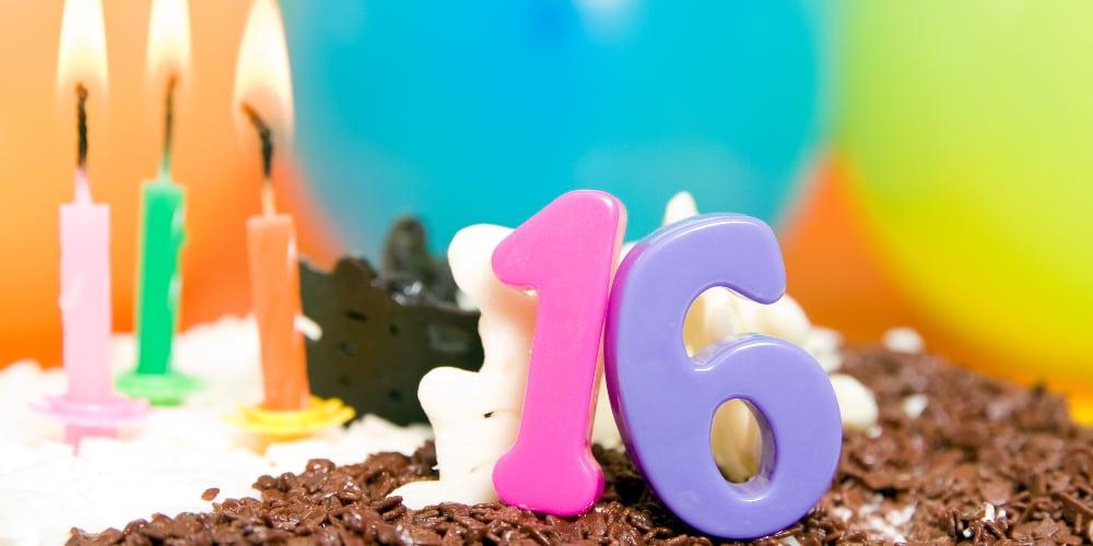 Geburtstagswünsche 16 Jahre Junge