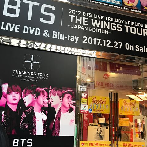 Download [ENG SUB] BTS Wings Tour in Japan ~Special edition~ DVD
