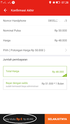cara mendapatkan pulsa gratis Indosat Im3 Ooredoo