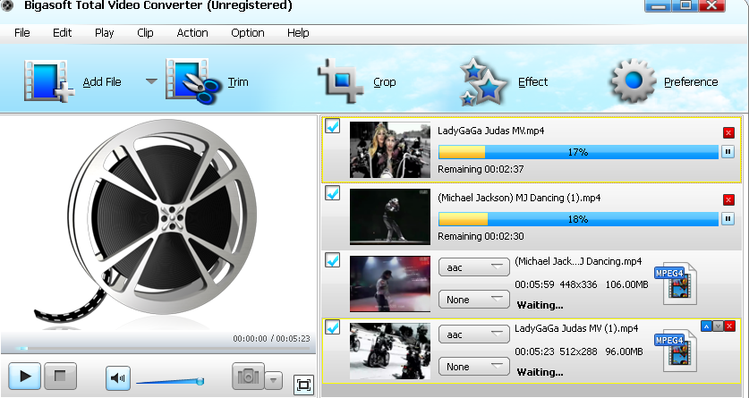 Download DeGo Free Video to Mobile Converter 1.6.1 - Convert your video file to mobile supported for