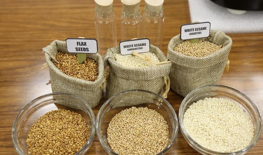 The Beauty Wonders of Seed Oils
