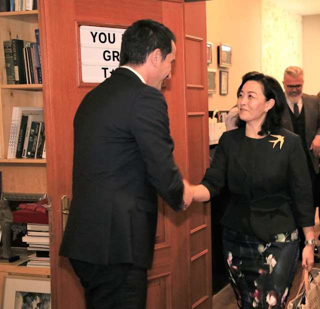 Veliaj meets with Ambassador Kim: US investments in Albania, employment opportunities for Albanians and Americans