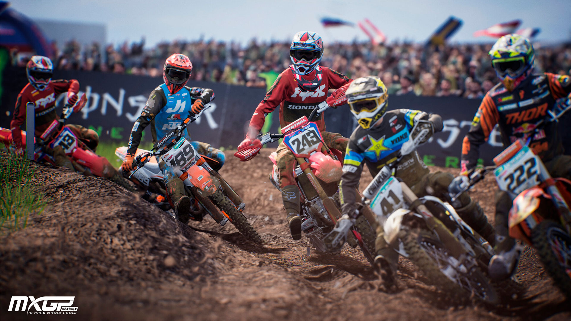 MXGP 2020 The Official Motocross Videogame Torrent (PC)