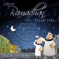 DP Ramadhan Telah Tiba