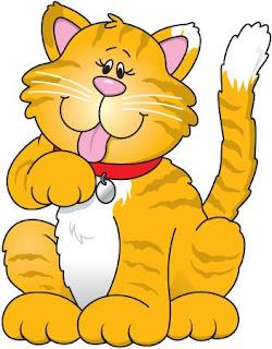 Resultado de imagen para dibujos de gatos a color