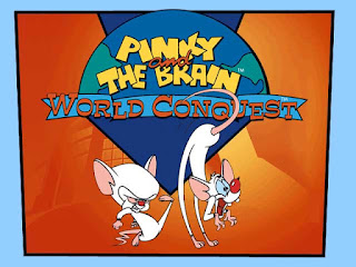 Pinky & The Brain - World Conquest