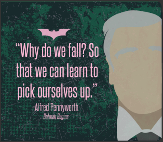 Batman Inspirational Quotes.