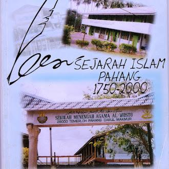 EBOOK BUKU SEJARAH ISLAM PAHANG