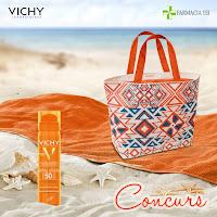 Castiga un kit complet de plaja Vichy