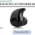 S530 kaju Bluetooth headset  [63% OFF]