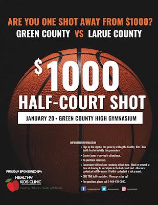 Half-Court Shot