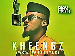 Download Music Mp3:- Kheengz - Wow (Malone's Cover)