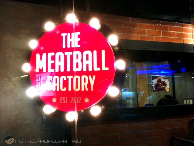 The Meatball Factory in Archer's Place