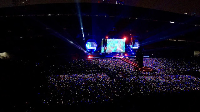 What Happened at The Coldplay Concert in Seoul