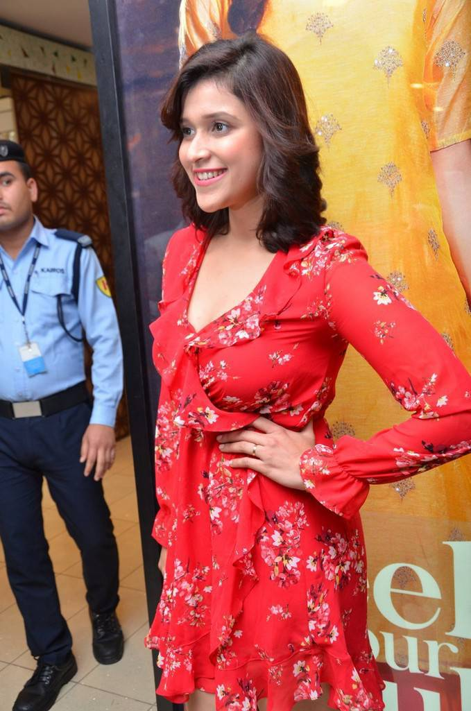 Mannara Chopra At Breya Retail Store Launch Stills