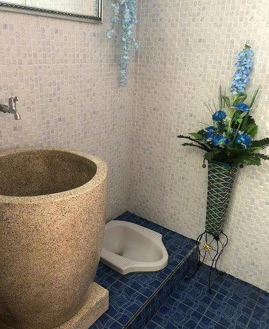 Kamar Mandi Kecil Minimalis WC Jongkok
