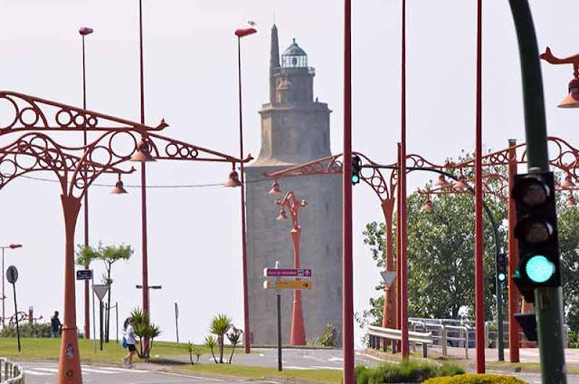 Paseo marítimo Torre de Hercules