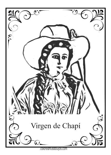 Virgen de Chapí, Perú