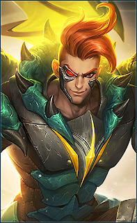 Claude Mecha Dragon Heroes Marksman of Skins V3