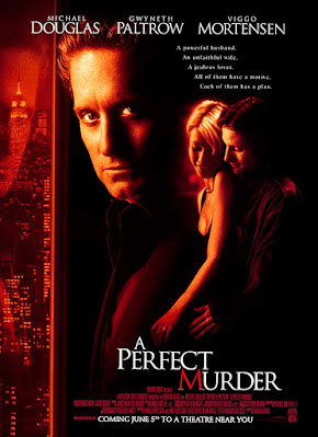 Review Film A Perfect Murder