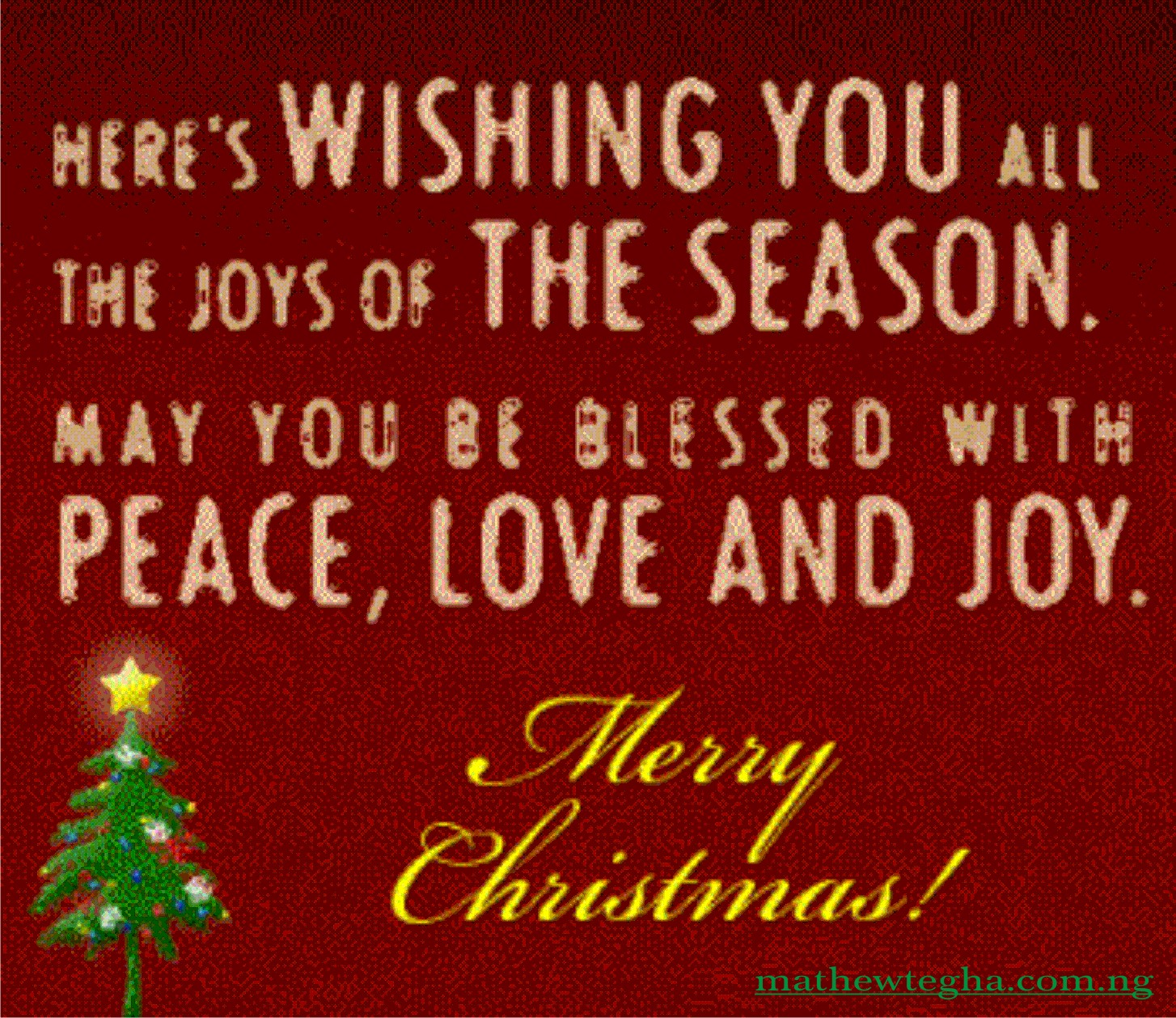 Merry Christmas Special Wall Papers Wishes Share With Friends