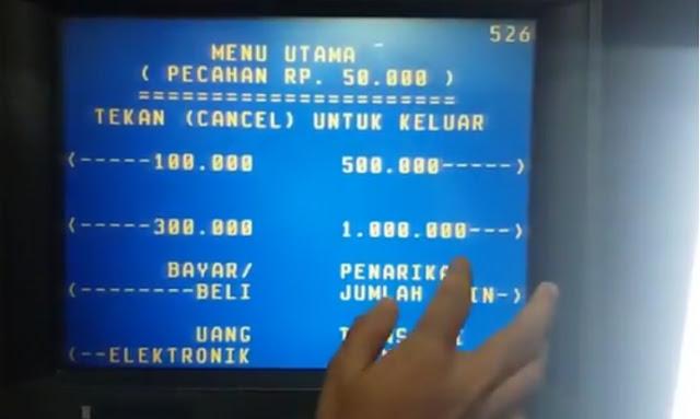 Banyak Warga Ngaku Uang Saldo Tabungan Hilang seusai Transaksi di ATM