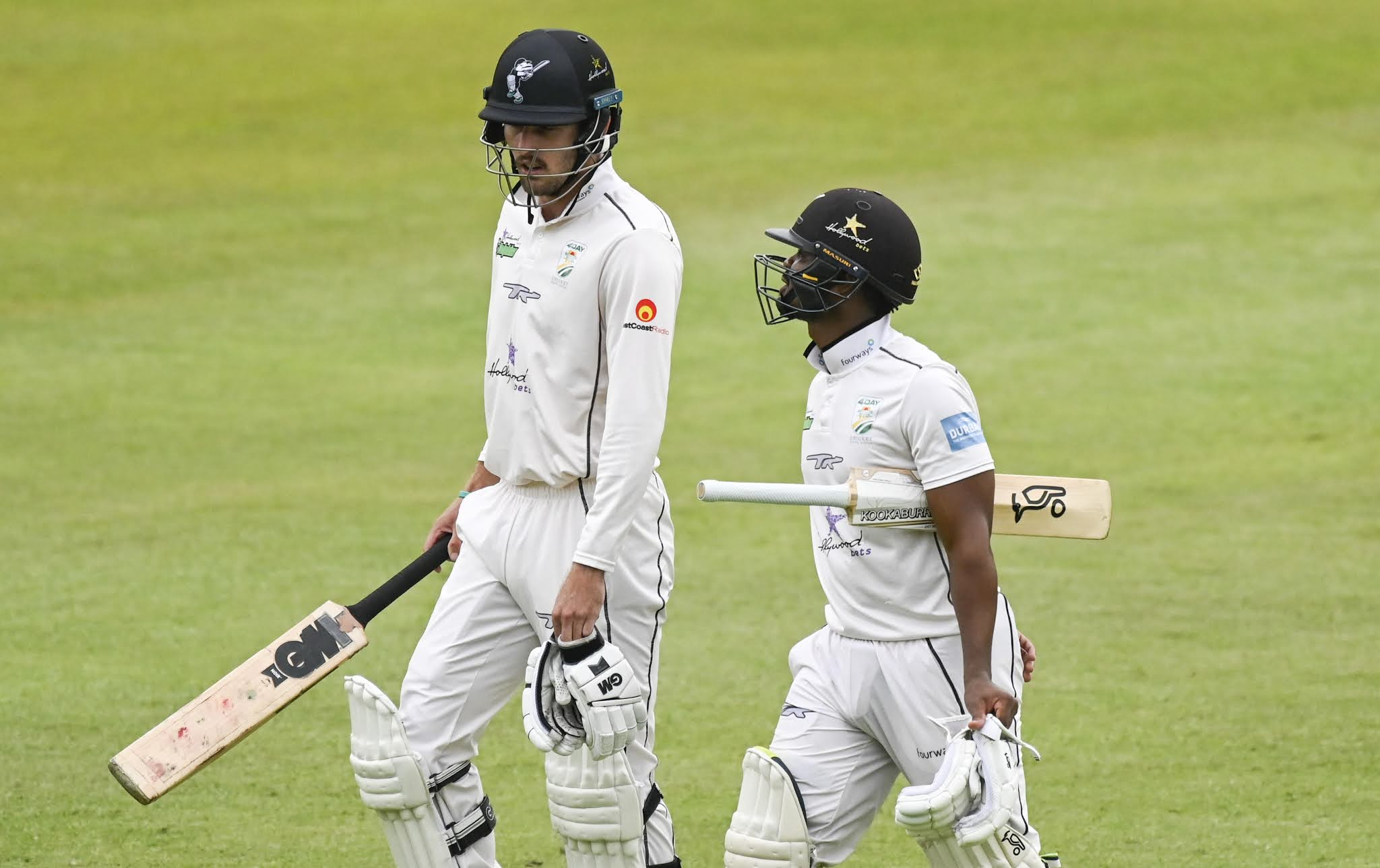 Dolphins hampered by bad light at Kingsmead
