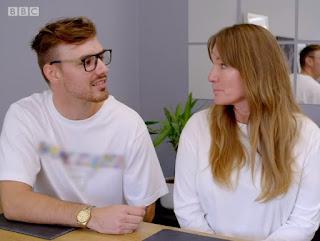 Tom and his mum Julie