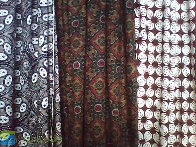 Nama jenis produk kerajinan tekstil beserta gambar dan komentarnya