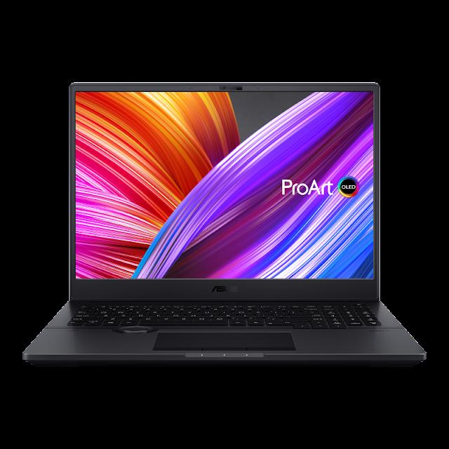 ProArt Studiobook Pro 16 OLED (W7600, W5600)