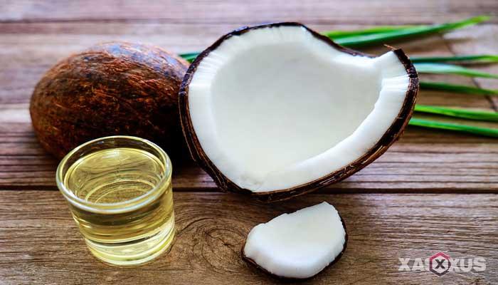 Obat batuk alami untuk ibu hamil - Minyak kelapa