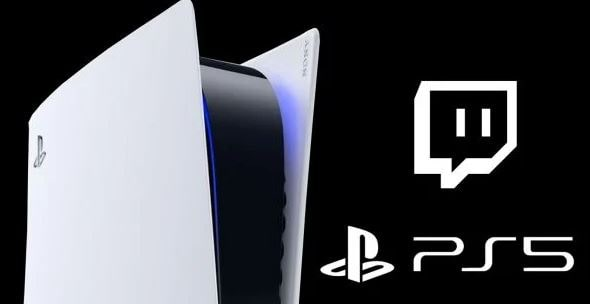 طريقة عمل بت مباشر Twitch من جهاز PlayStation 5