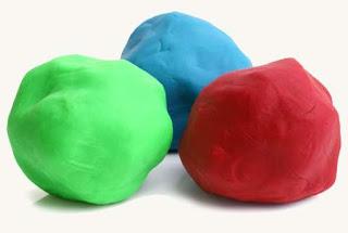 cara membuat Play Doh sendiri