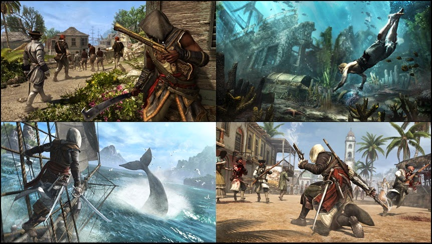 Pc ASSASSIN'S CREED IV: BLACK FLAG