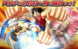 One PIECE Treasure Cruise Mod Apk v7.1.0 Full version