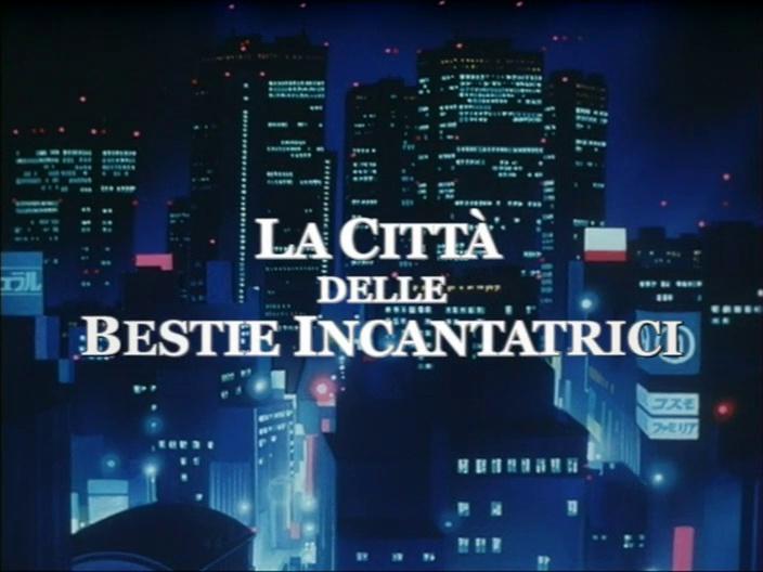 Il Blog Del Vecchio Zio Pietro La Città Delle Bestie