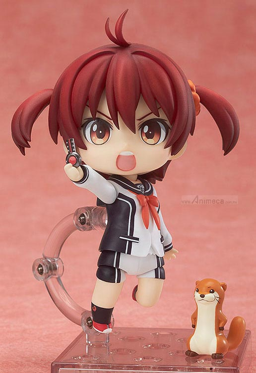 FIGURE AKANE ISSHIKI NENDOROID Vividred Operation GOOD SMILE COMPANY