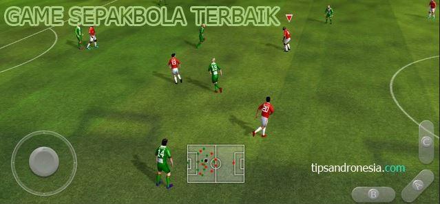 Game Sepakbola Android Gratis Terbaik, Wajib Coba!