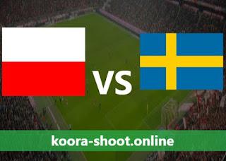 تفاصيل مباراة السويد وبولندا اليوم بتاريخ 23/06/2021 يورو 2020