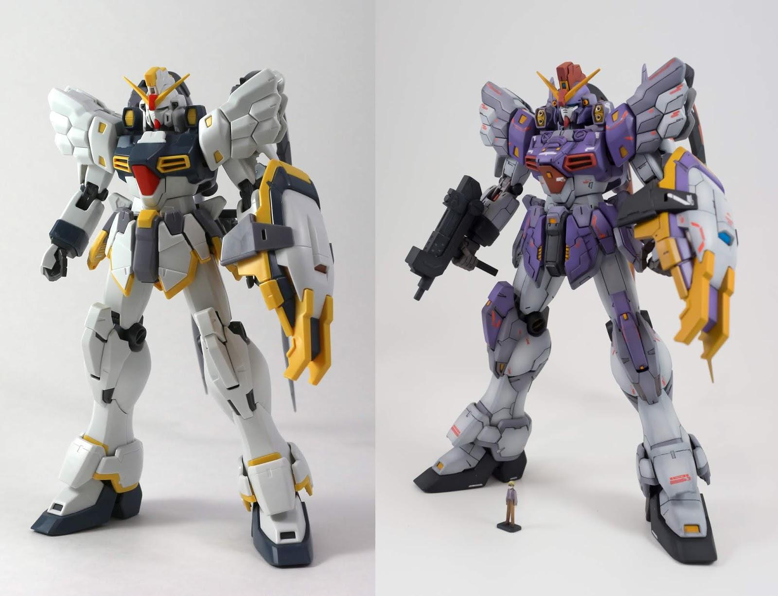 Completed Build Mg Sandrock Custom Ver Ew