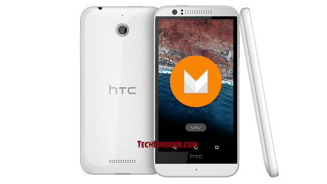 List of HTC Smartphones that will get Android 6.0 Marshmallow