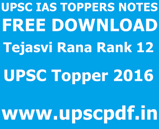 Tejasvi-Rana-IAS-Topper-Complete-Notes-PDF-Free-Download