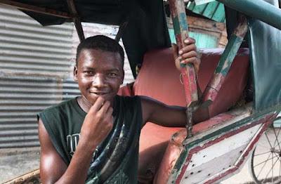 Madagascar plantation taxi