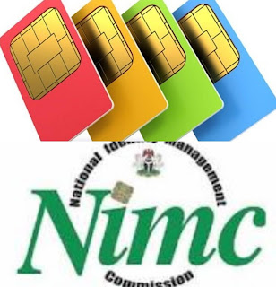 START LINKING YOUR NIN - NIMC TO YOUR SIM CARD